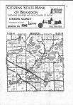 Brandon T129N-R39W, Douglas County 1981 Published by Directory Service Company